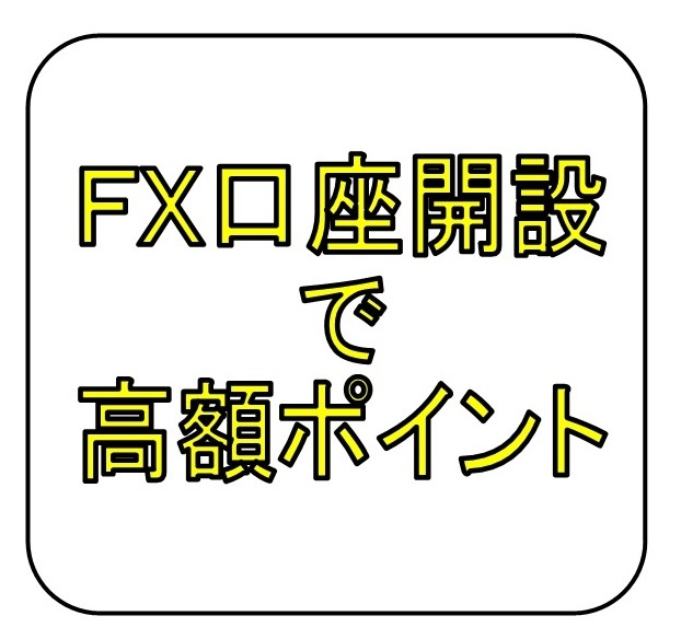 FX口座口座開設